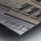 Open Windows Metal print