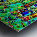 Imagination Metal print