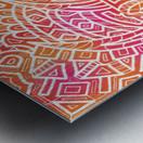 Tropical Reverie  Metal print