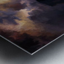 Dark Mountains Metal print