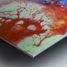 Game color Metal print