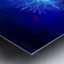 Pure Energy Metal print