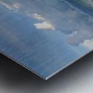 Eleuthera Stormy Horizon Metal print