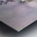 Soft Vintage Lupine Metal print