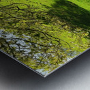 Finding Shade - Northern Ireland Metal print