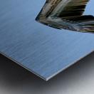 Arriving: Brown Pelican  2509 Metal print