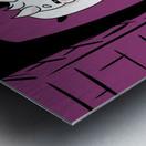 Toriel Metal print