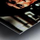 bruce lee1a Metal print