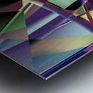 Make_Sail_1 Metal print