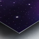 galaxy series - 2 Metal print