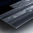 Shuttle XPS-223 Metal print