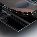 Proxima B Metal print