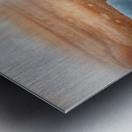 Geyser on Europa Metal print