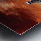 TItan Explorer Metal print