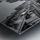 Old Port Of Montreal Metal print