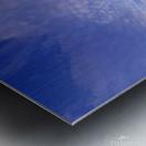 nube 44 Metal print