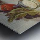 Still_Life_With_Crawfish Metal print