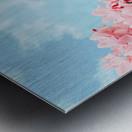 Blush Blossom II Metal print