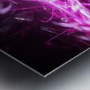 Blooming lilac Metal print