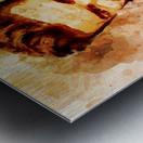 David beckham Metal print