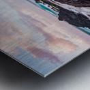 Pastel Waters Metal print