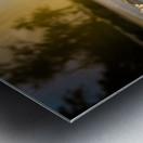 Glistening Waters Metal print