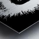 MOMO by dePace Metal print