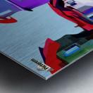 0228 Metal print