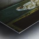 Varanasi Window - The Spy Metal print