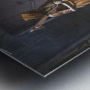 Varanasi Window - Walker Metal print