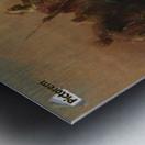 Arab patrol Metal print