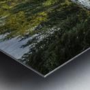 Rocky Mountain Stream II Metal print
