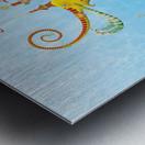 Castellini Elephantini Dorado Metal print
