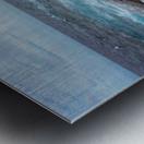 Water Under the Bridge Metal print