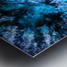 Blue burst Impression metal