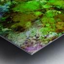 Green scene Impression metal