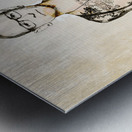 Chester Bennington Metal print