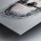 Chester Bennington Linkin Park Metal print