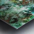 Harsh conditions Metal print
