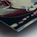 Chester Charles Bennington Metal print