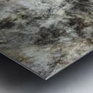 Residue Metal print