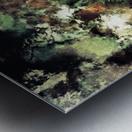 Slide Metal print