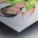 ELEONORA - Acrylic Metal print
