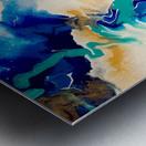 Ocean_Blue_II Metal print