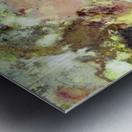 Sugar coated Metal print