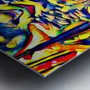 Jeweled Waters Metal print