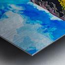 Beautiful Nature Object 12 Metal print