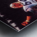 auburn football art 1983 Metal print