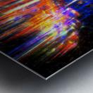 Aurora Metal print