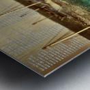 2015 BILLABONG Cabo Blanco Print - Surfing Poster Metal print